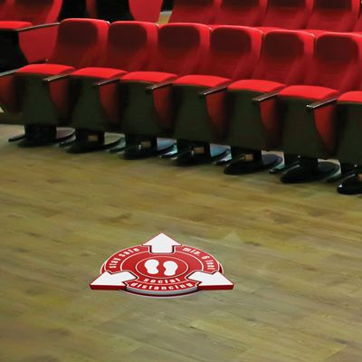 Social Distancing Kits for Auditoriums & Lecture Halls