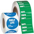 Custom Warehouse & Inventory Labels
