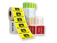 Safety Stickers, Labels & Decals