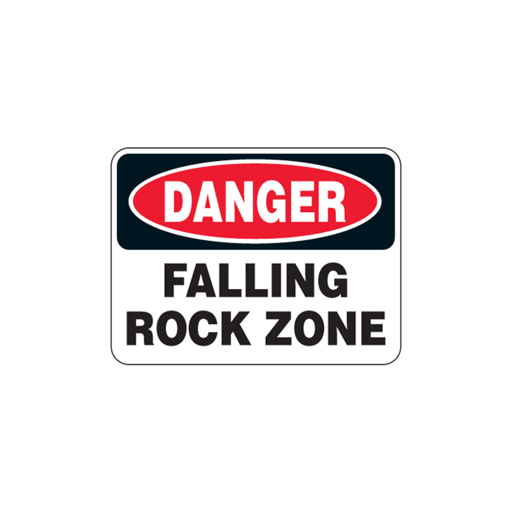 Large Format Safety Signs