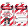 Photo ID Lockout Tags