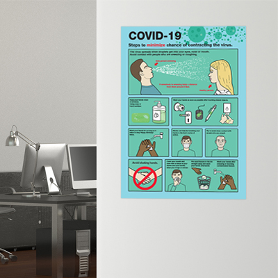 COVID-19 Response Products for Offices