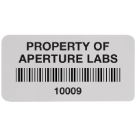 Custom Lab ID Labels