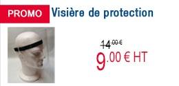 PROMO - Visière de protection