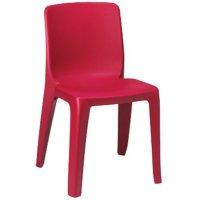 10 chaises monobloc assemblables et empilables