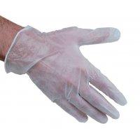 100 gants de soin vinyle
