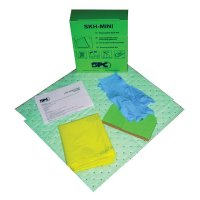 Lot de 4 kit urgence absorbant