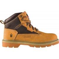 Chaussures Twister Safety S3 SRC en cuir