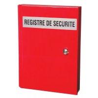 Armoire pour registre de sécurité H 330 x L 230 x P 40