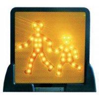 Kit panneaux transport d'enfants lumineux