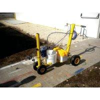 Machine de traçage Airless Liner sur batterie