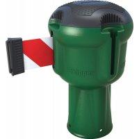 Enrouleur vert sangle 9 m pour poteau Skipper™ ou cône