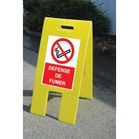 Balise éco Défense de fumer