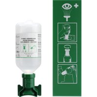 Lavage oculaire solution saline Plum Station 500 ml