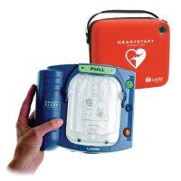 Défibrillateur Heartstart HS1 DSA + housse slim