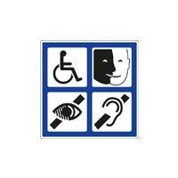 Panneau PVC 4 Handicaps