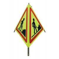 Tripode de chantier pliable Trisignals