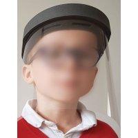Visières de protection enfant serre tête mousse