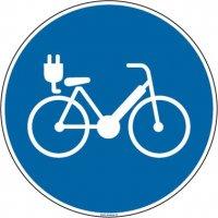 Panneaux Vélo électrique