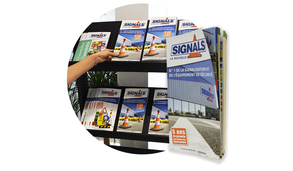 Catalogues et brochures gratuits
