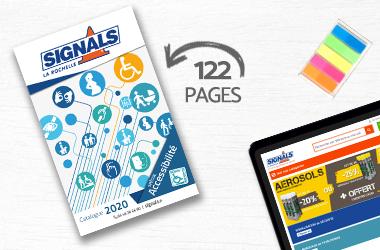Catalogue Accessibilité
