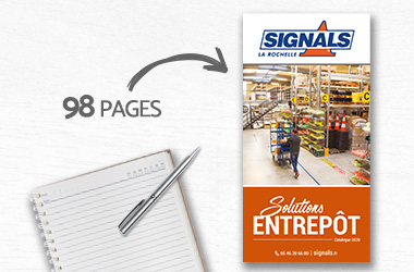 Catalogue Entrepôt