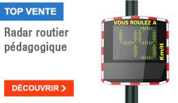TOP VENTE - Radar routier pédagogique