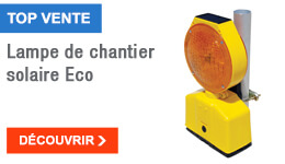 TOP VENTE - Lampe de chantier solaire Eco