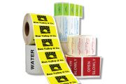 Custom Roll Form Labels