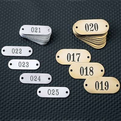 Stock Equipment Tags