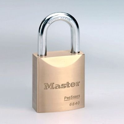 Master Lock® Pro Series Brass Padlocks