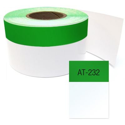 """LabelTac® Printable Wire Wraps - Green - 2"""" W x 70' L"""