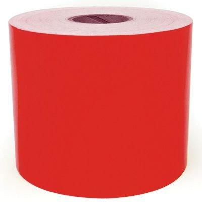 LabelTac® LT204HT High Temperature Printer Labels - Red