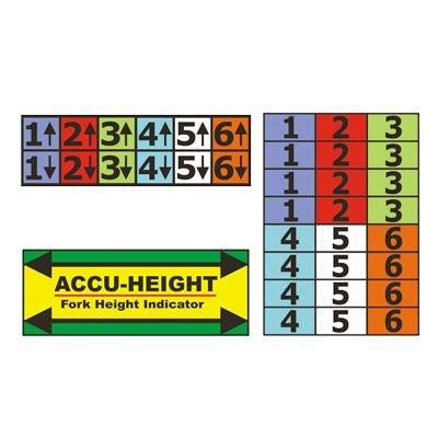 IRONguard Accu-Height Fork Height Indicator