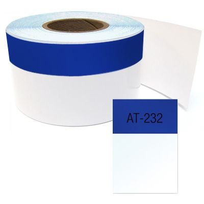 LabelTac® LT107WW Printable Wire Wraps - Blue