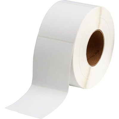 Brady J50-261-2595 BradyJet J5000 Label - White
