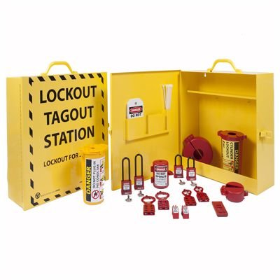 Zing® RecycLockout Lockout Cabinet