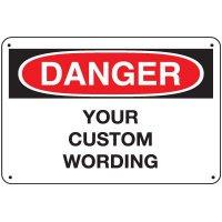Custom Disposable Plastic Corrugated Signs