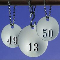 Custom Aluminum and Stainless Steel Valve Tags