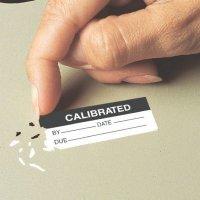 Custom Tamper-Evident Write-On Labels