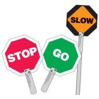 Traffic Control Paddles