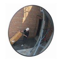 Outdoor Acrylic Convex Mirror, Z Bracket