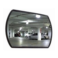 Heavyduty Acrylic Roundtangular Convex Mirror