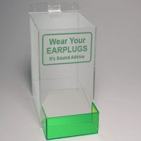 Brady® Standard Earplug Dispensers