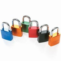 ABUS High-Performance Aluminum Keyed-Differently Padlocks