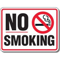 No Smoking Sign (with Graphic)