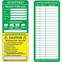 Ready for Use Scafftag Insert