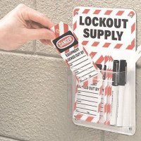 Mini Lockout Board Aluminum