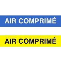 Opti-Code™ Pipe Markers - Air Comprimé