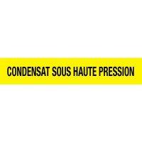 Opti-Code™ Pipe Markers - Condensat Sous Haute Pression